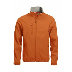 Cazadora softshell basic. Hasta 5XL
