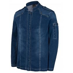 Chaqueta Denim hombre Power class